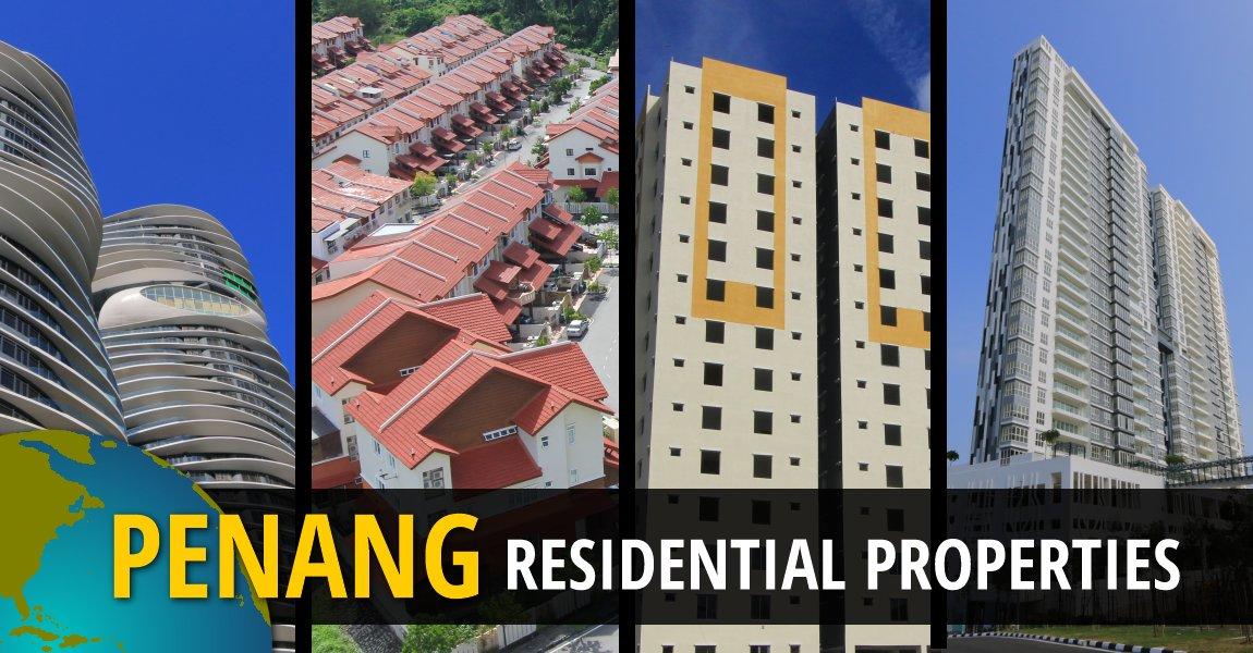 Penang Residential Properties