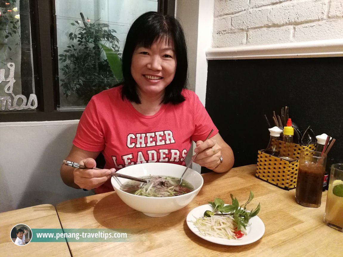 Pho Viet Cafe, Penang