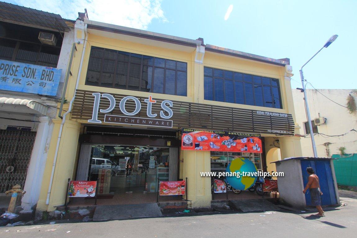 Pots Kitchenware, Kuala Kangsar Road