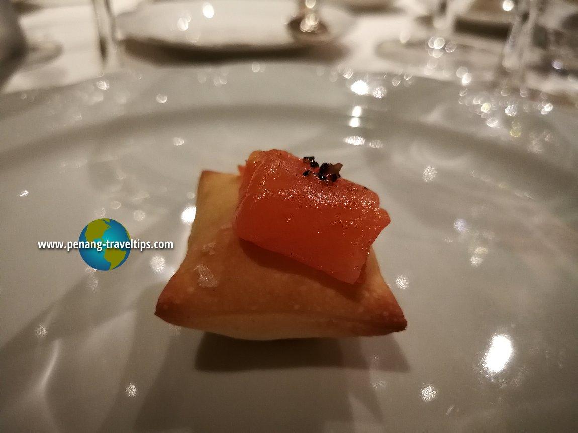 Appreciation Wine Dinner @ Feringgi Grill