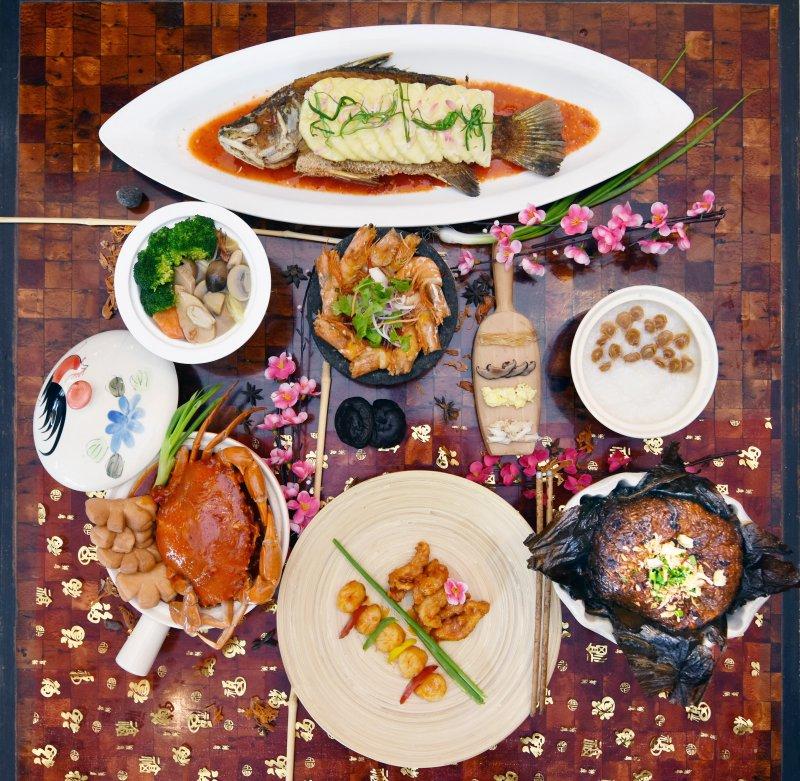 Rasa Sayang Chinese New Year Specials
