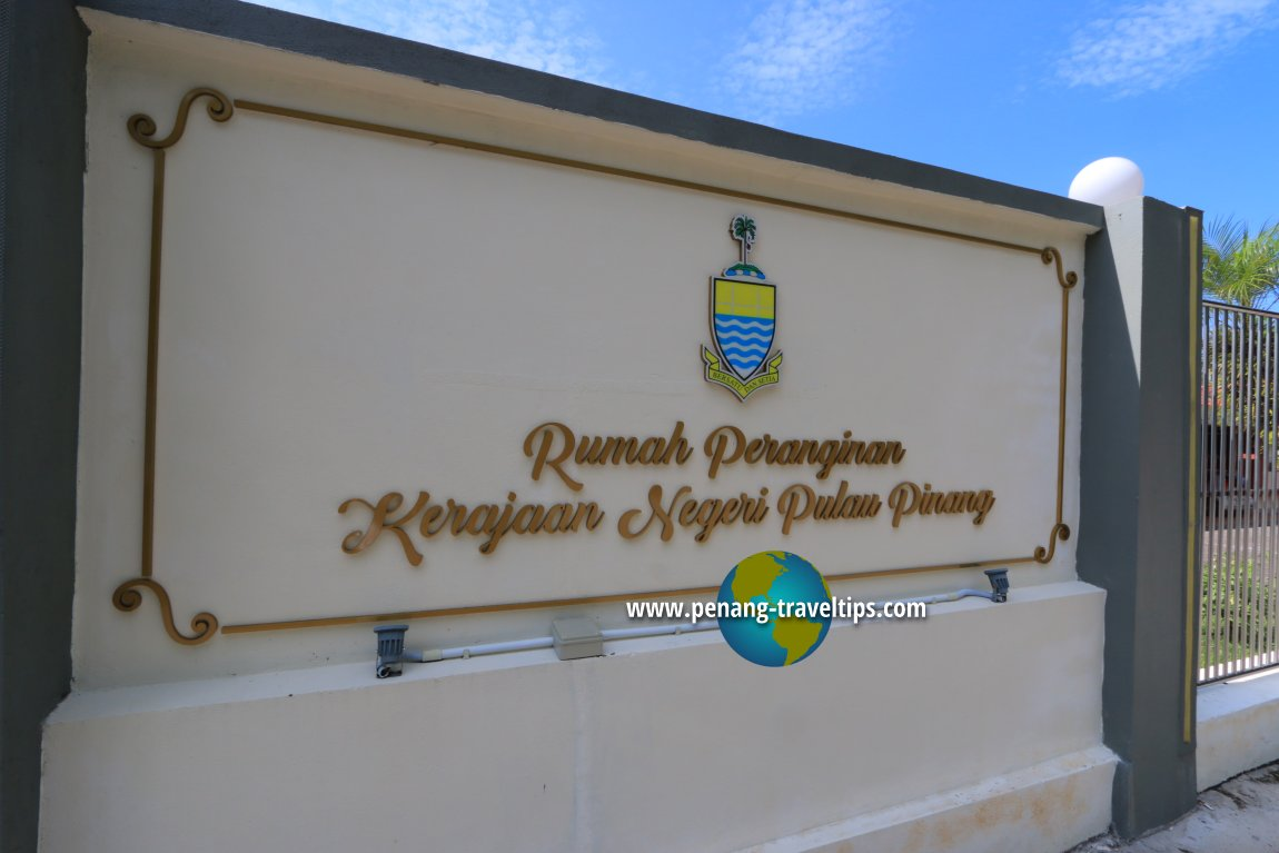 Rumah Peranginan Kerajaan Negeri Pulau Pinang