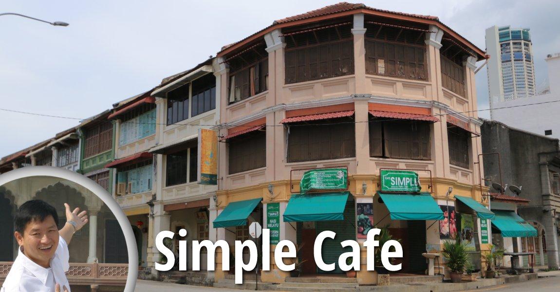 Simple Cafe, Clarke Street