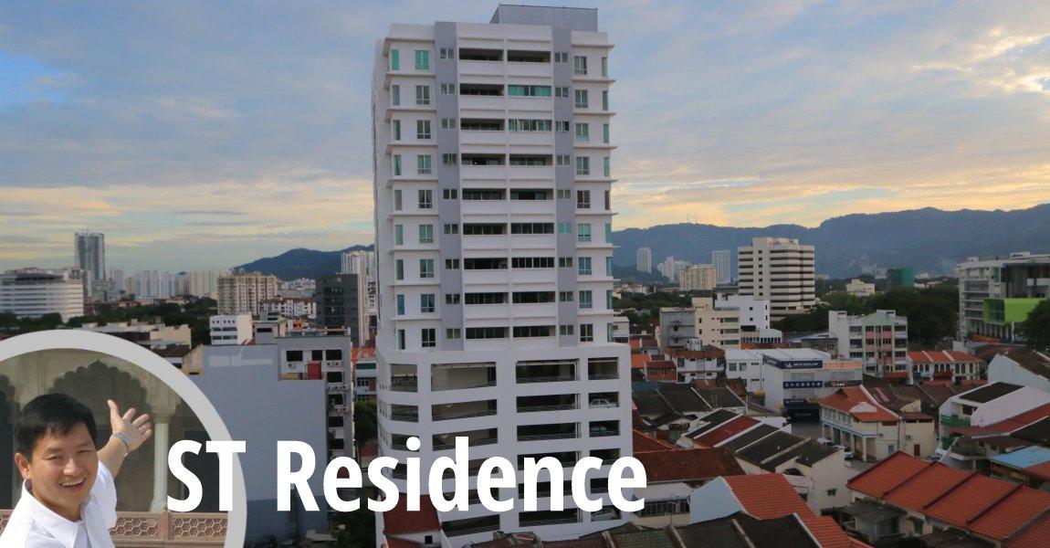 ST Residence, Penang