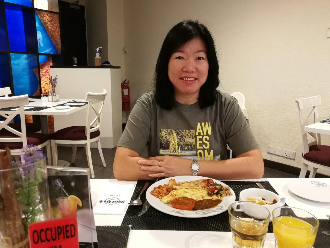 Starz Diner @ Hard Rock Hotel Penang