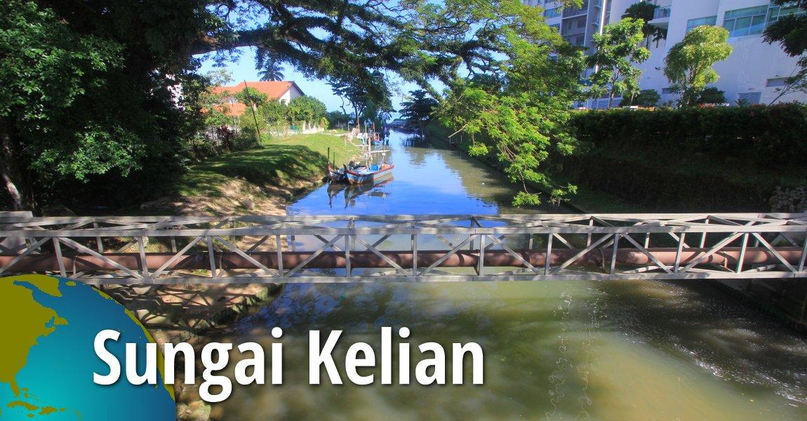 Sungai Kelian, Tanjung Bungah