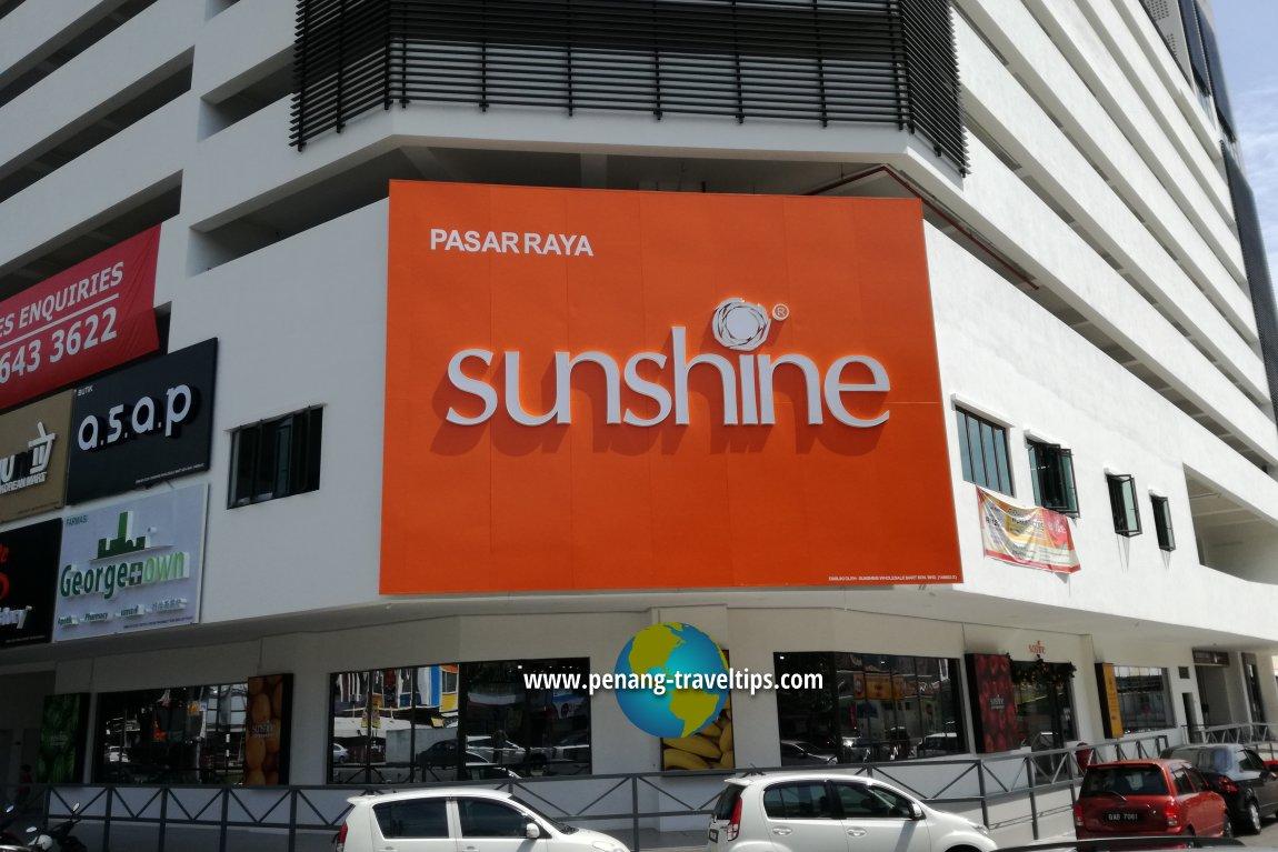 Sunshine Jelutong