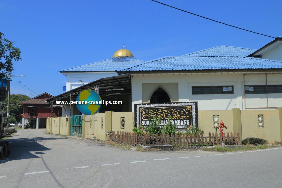 Surau Bagan Tambang