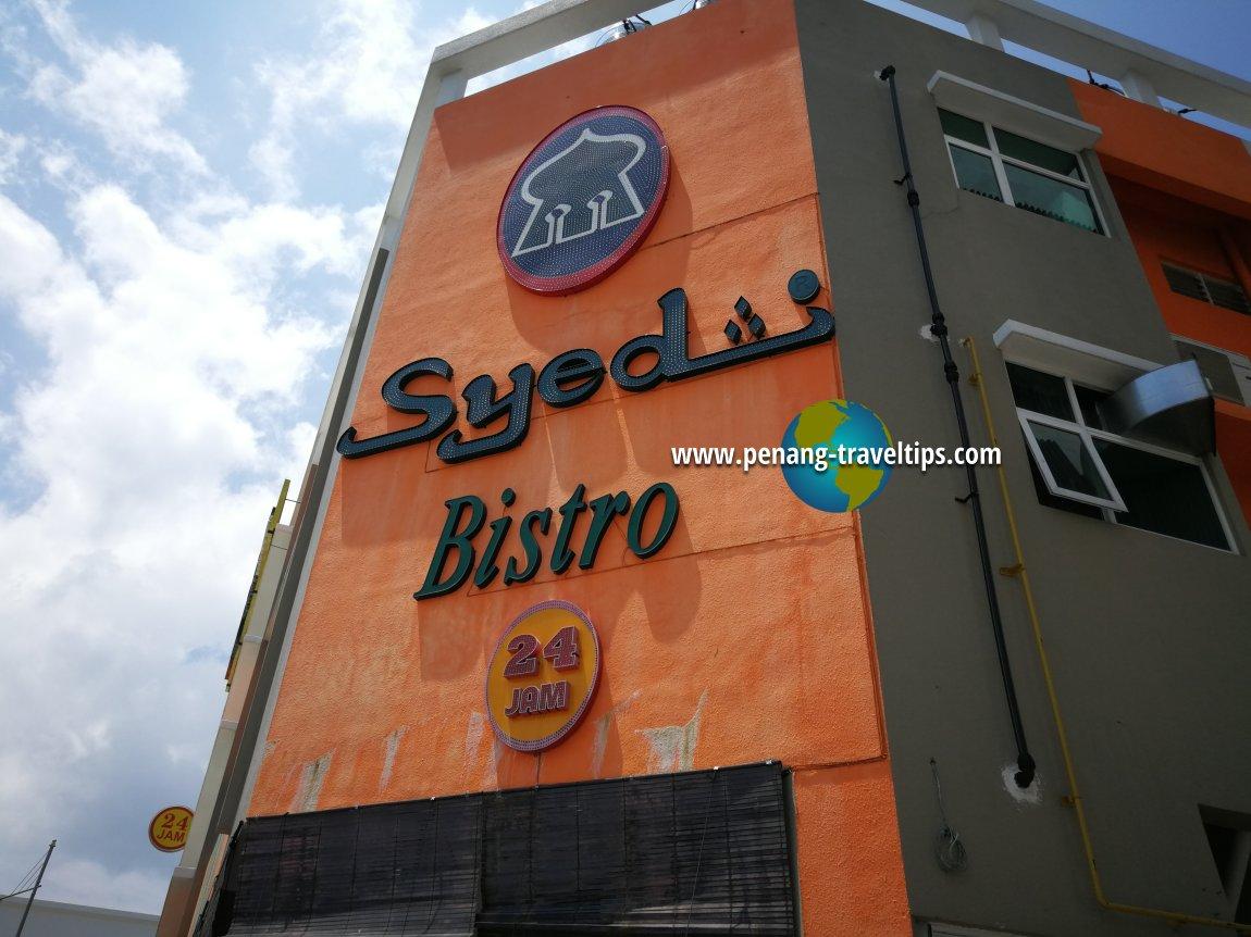Syed Bistro, Bayan Baru, Penang