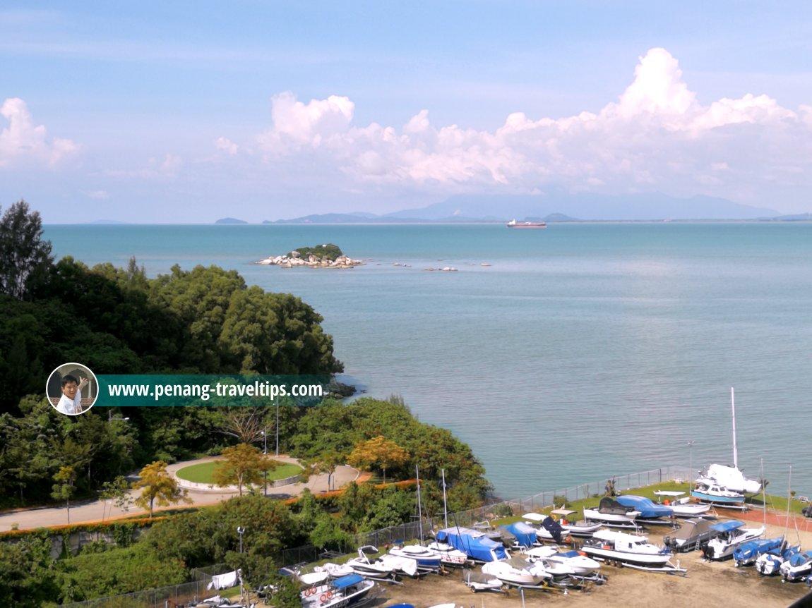 Tanjung Bungah Coast
