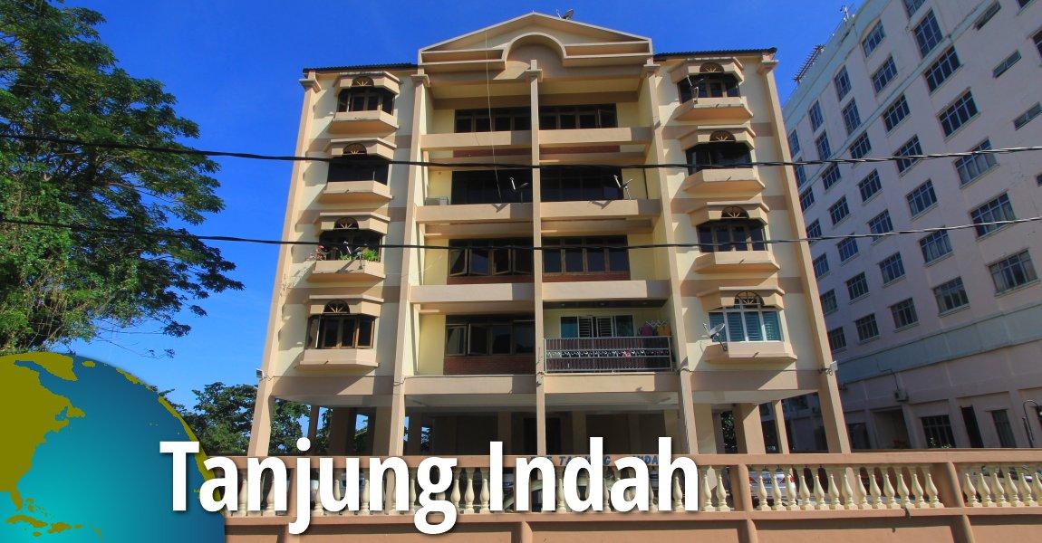 Tanjung Indah, Tanjung Bungah