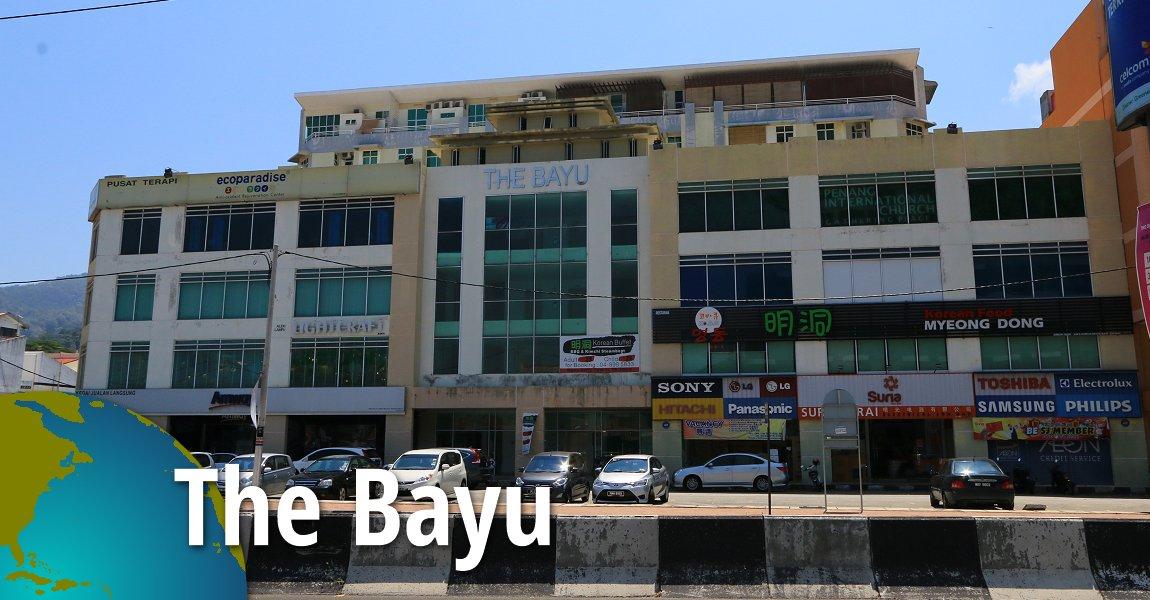 The Bayu, Tanjong Tokong