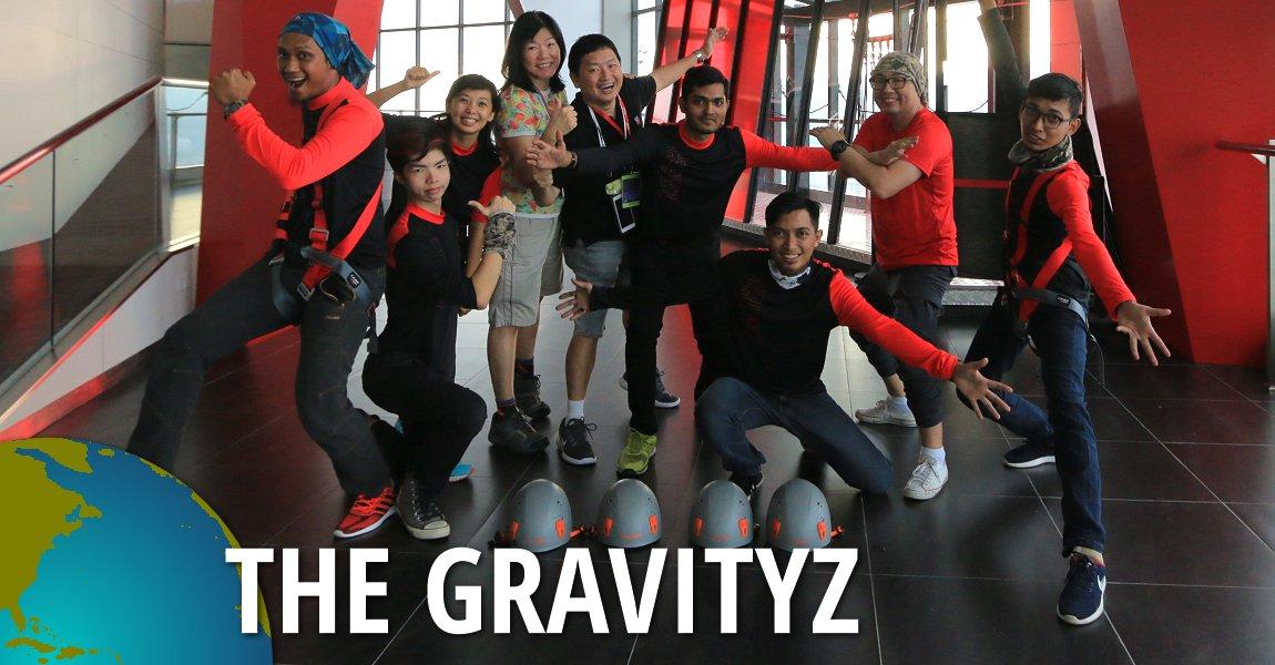 The Gravityz