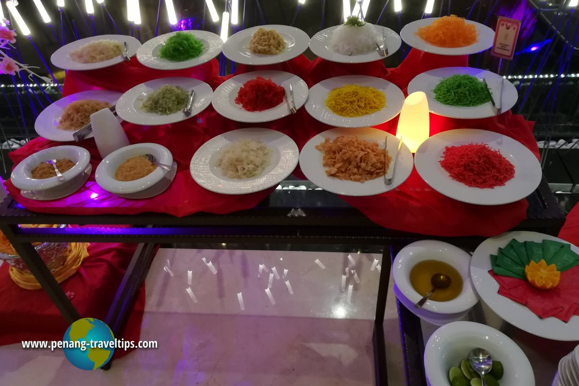 The Light Hotel Penang's Chinese New Year Food Review