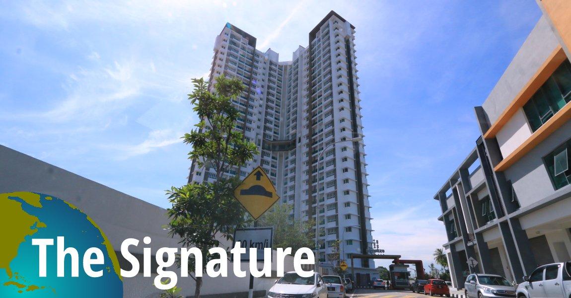 The Signature, Perai