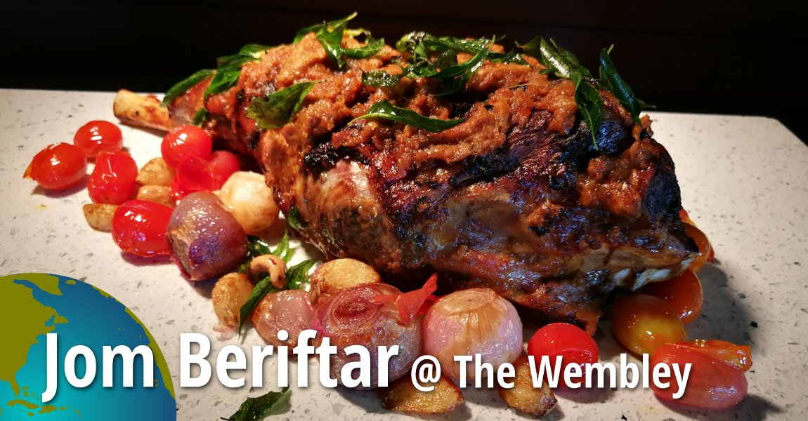 Jom Beriftar @ The Wembley