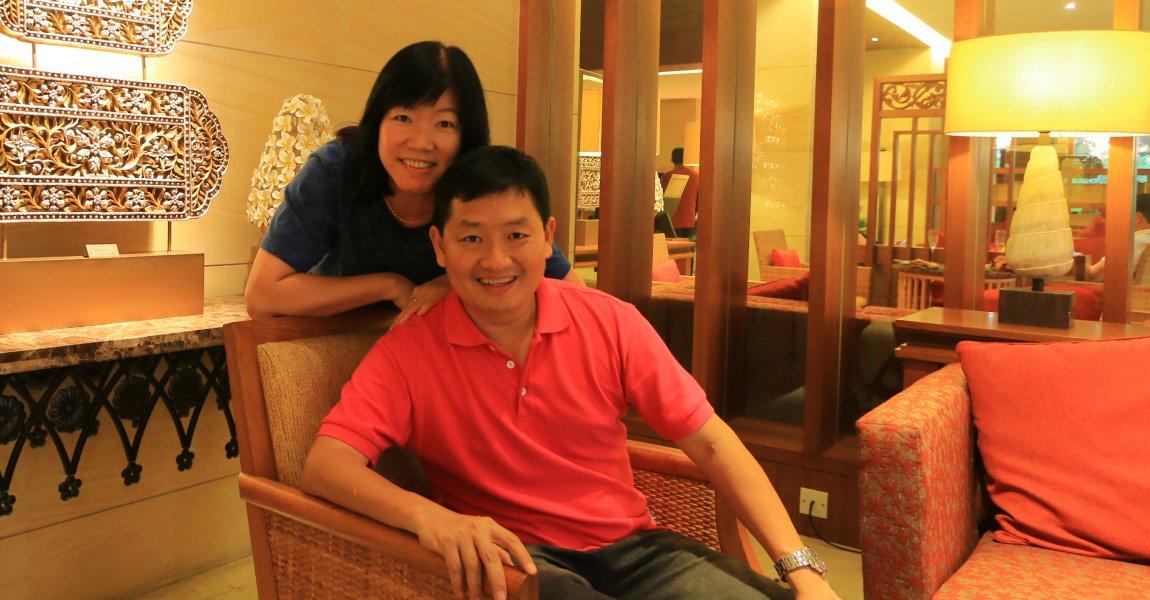 Tim & Chooi Yoke's Recipes