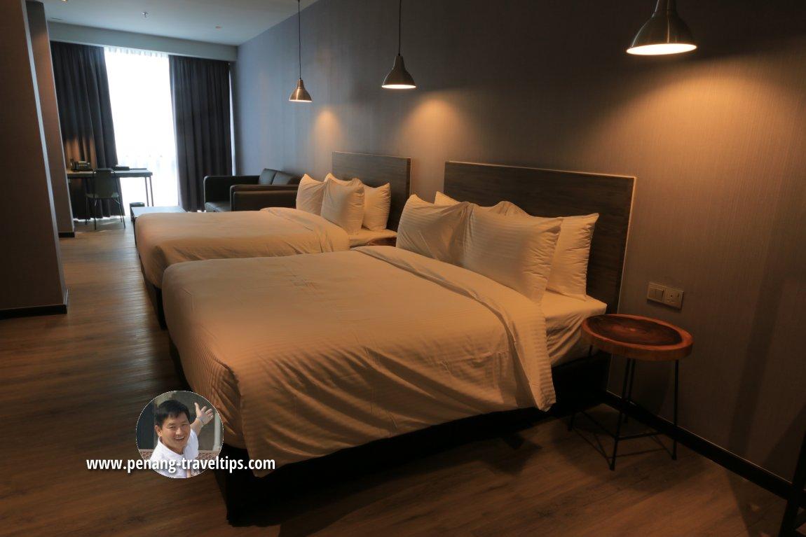 Junior Suite, Urban H Hotel
