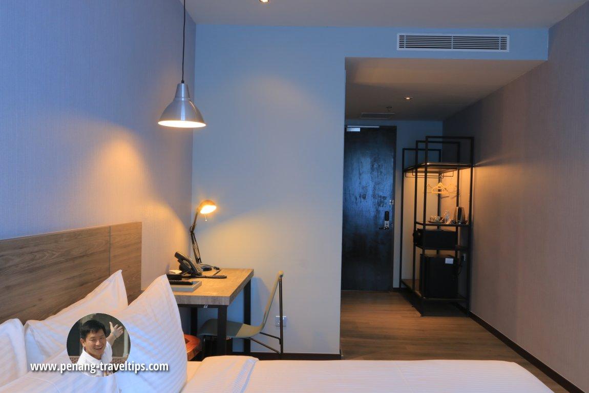Room amenities, Deluxe Duo