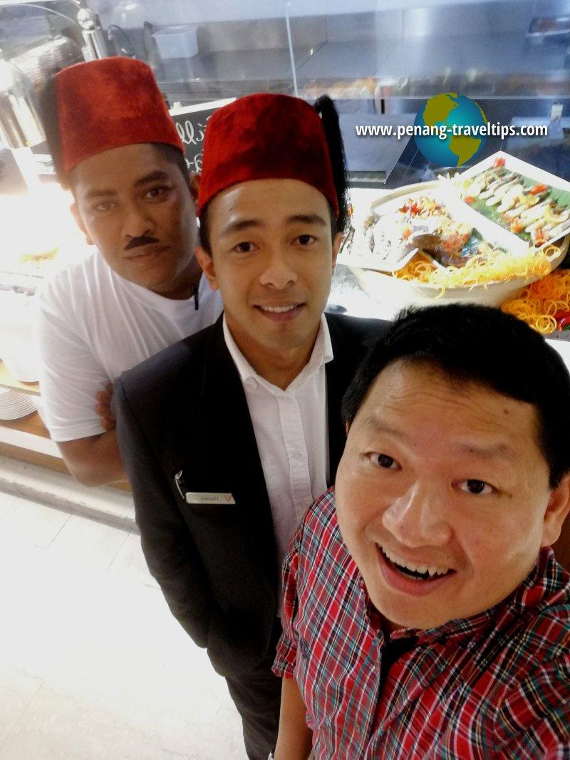 Ali Baba & The 40 Dishes Ramadan Buffet