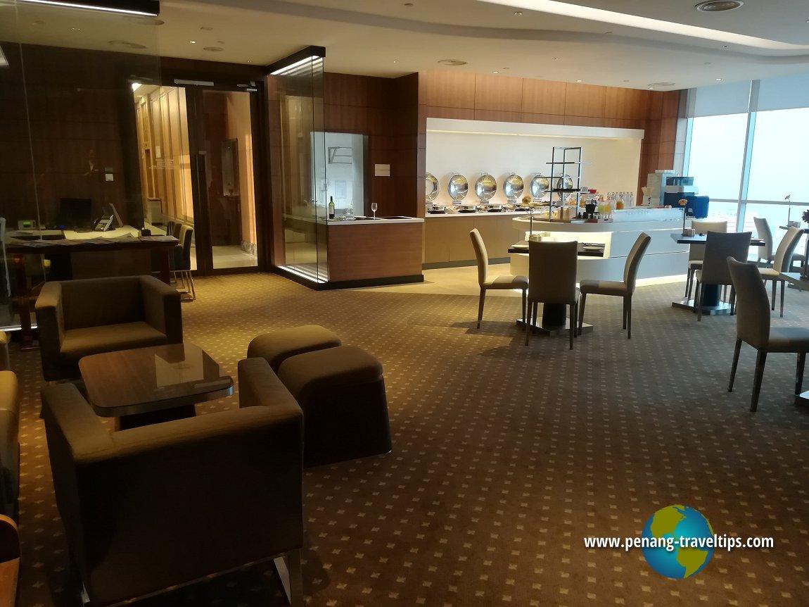 The Executive Lounge of The Wembley Penang