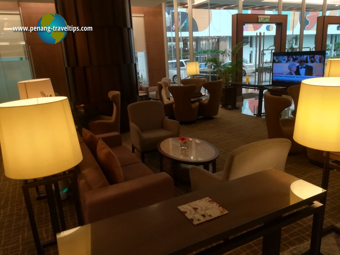 The Lobby Lounge of The Wembley Penang