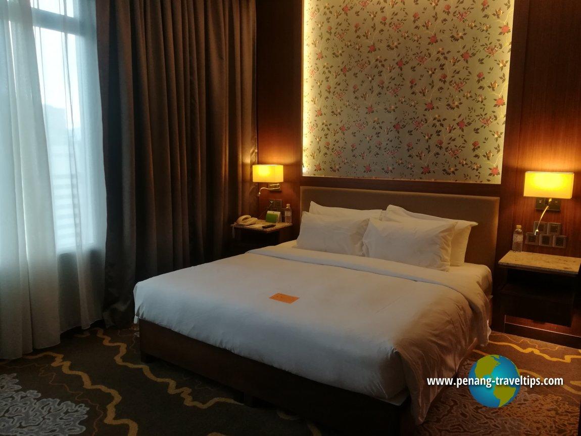 Guest Rooms @ The Wembley Penang