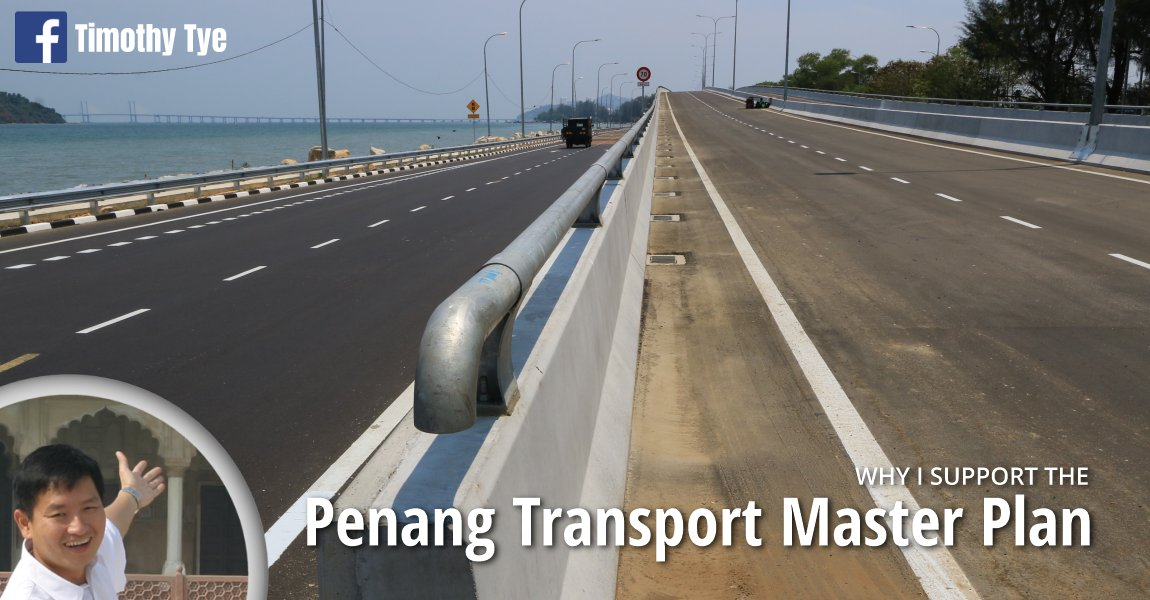 Why I support the Penang Transport Master Plan