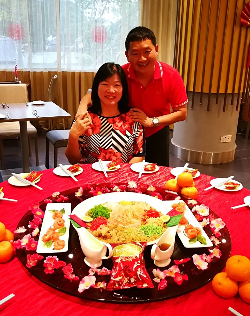 Cititel Penang's Chinese New Year