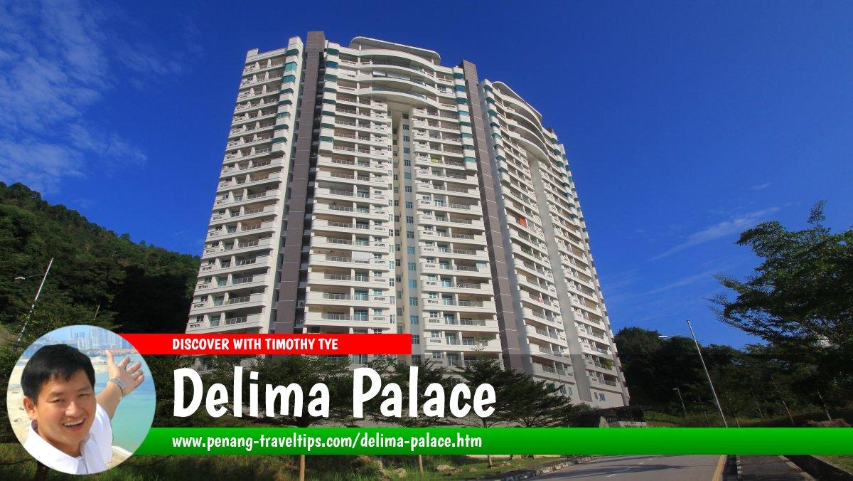Delima Palace, Island Glades, Penang