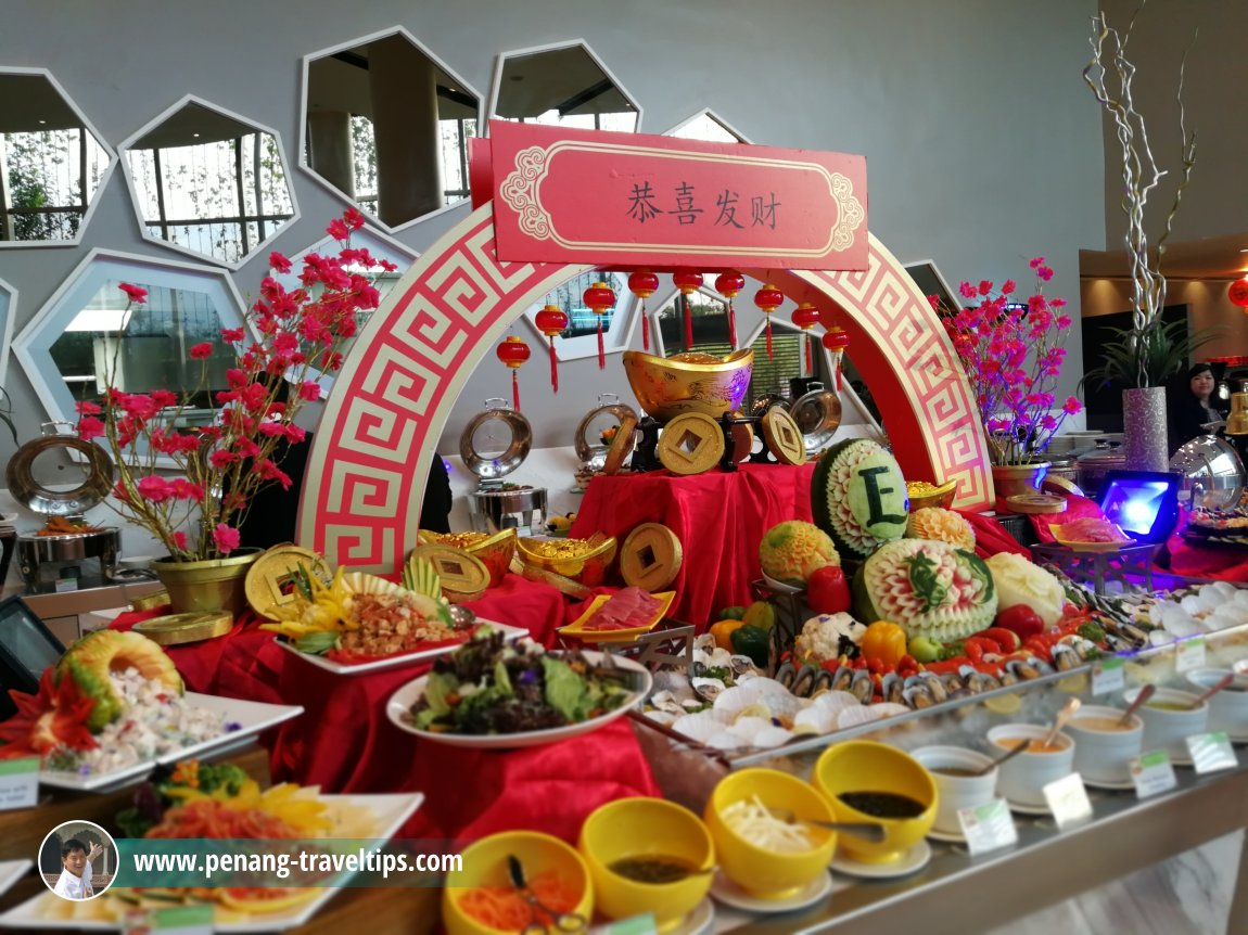Eastin Hotel Penang's Chinese New Year Buffets
