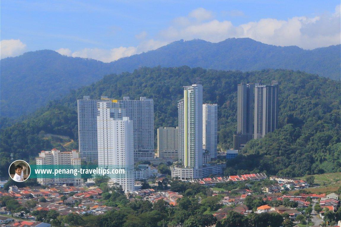 Mount Erskine condominiums
