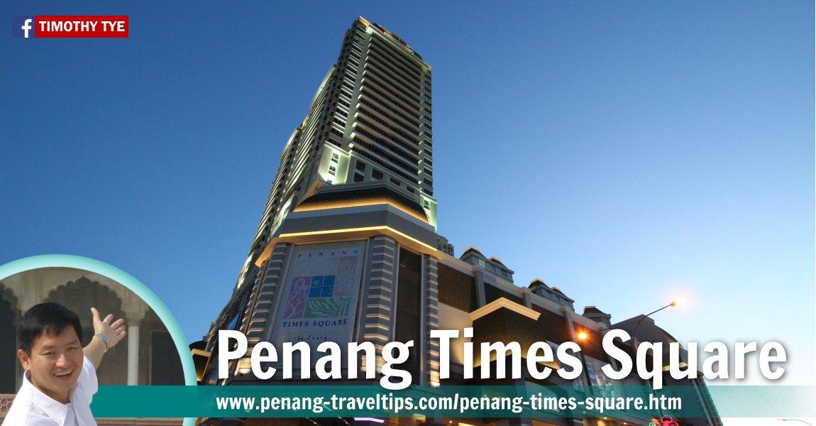 Penang Times Square, George Town, Penang