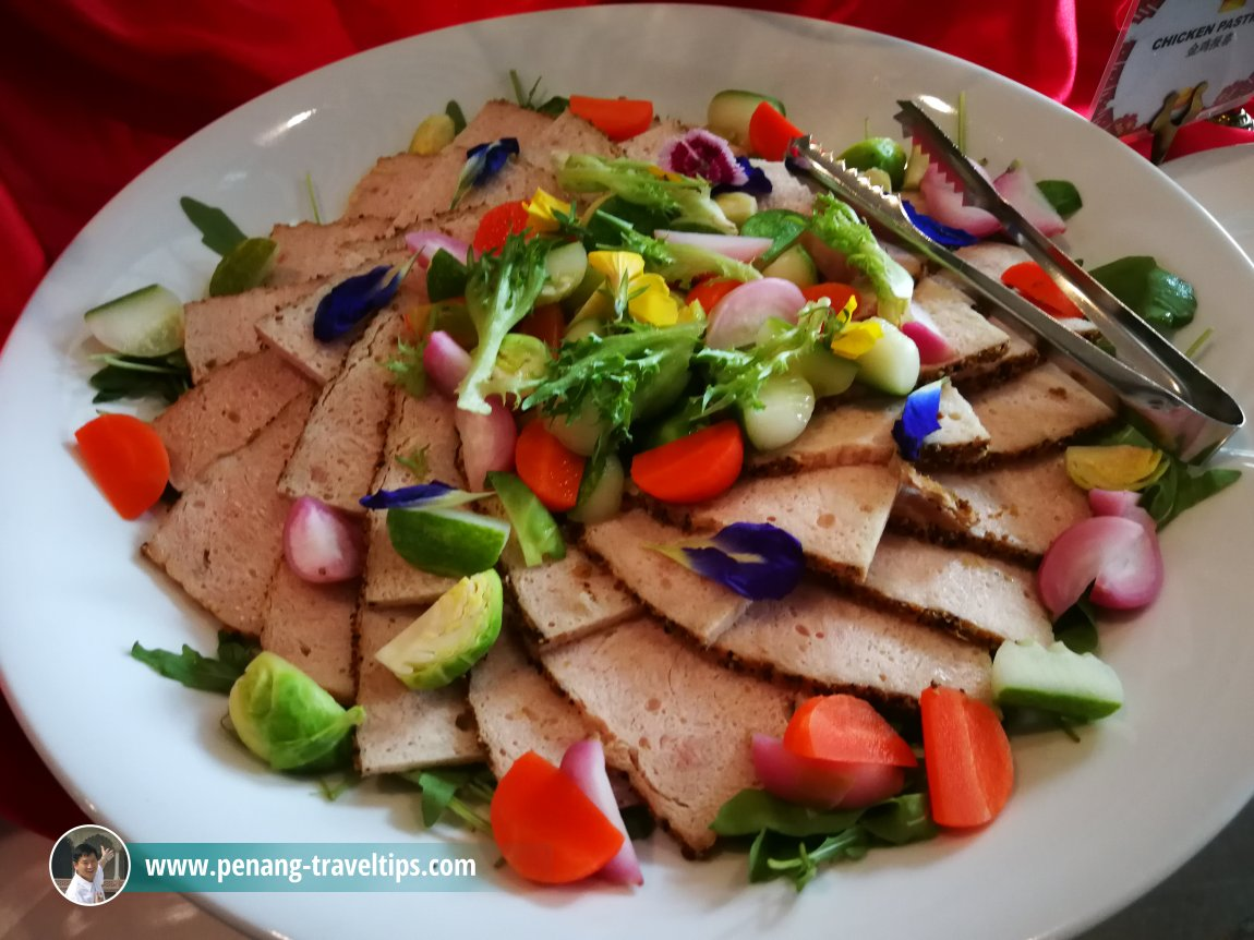 Chinese New Year dining at Royale Chulan Penang