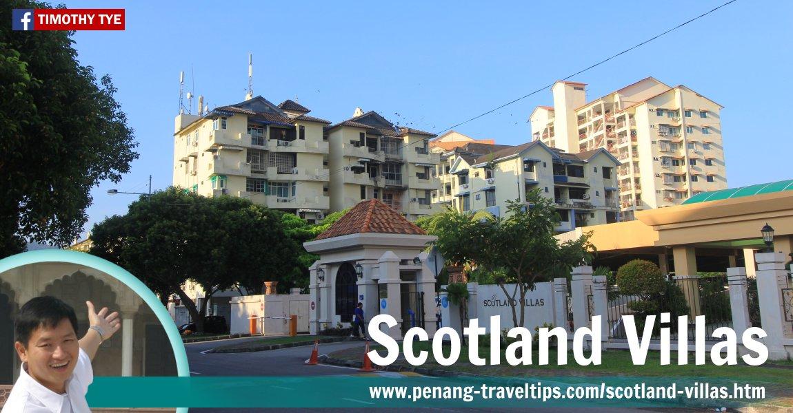 Scotland Villas, Penang