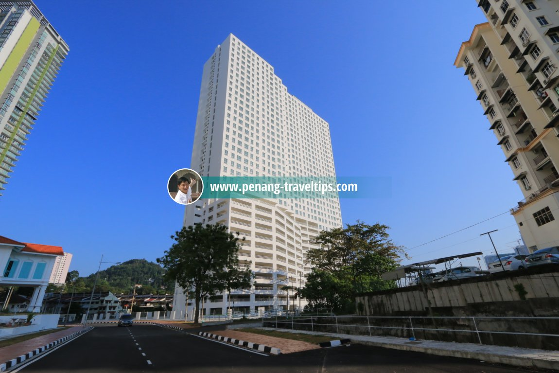 Taman Skyridge Apartment, Mount Erskine, Penang