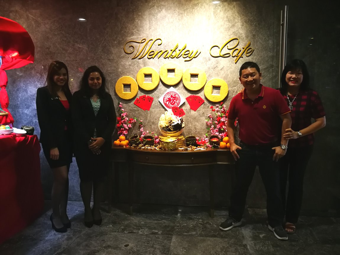 The Wembley, Penang's Prosperous Lunar New Year