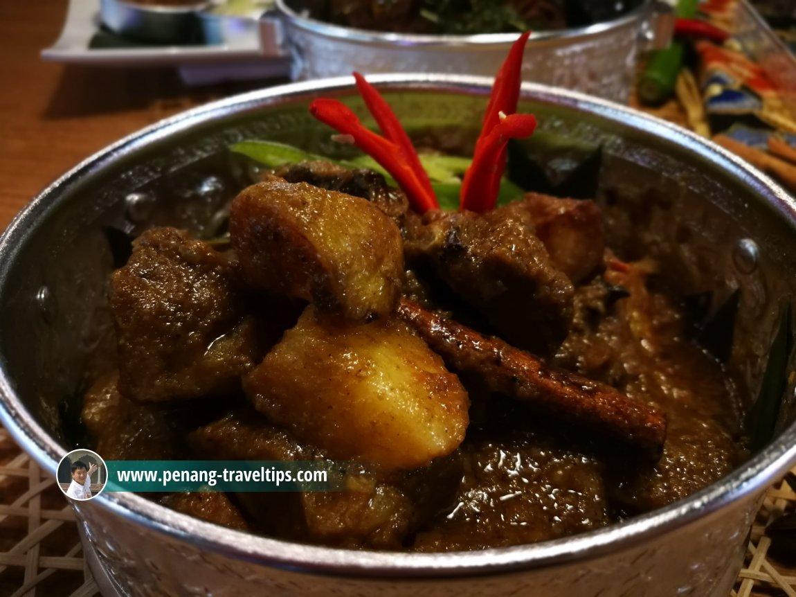 Lamb Kurma, Umi Restaurant, The TOP
