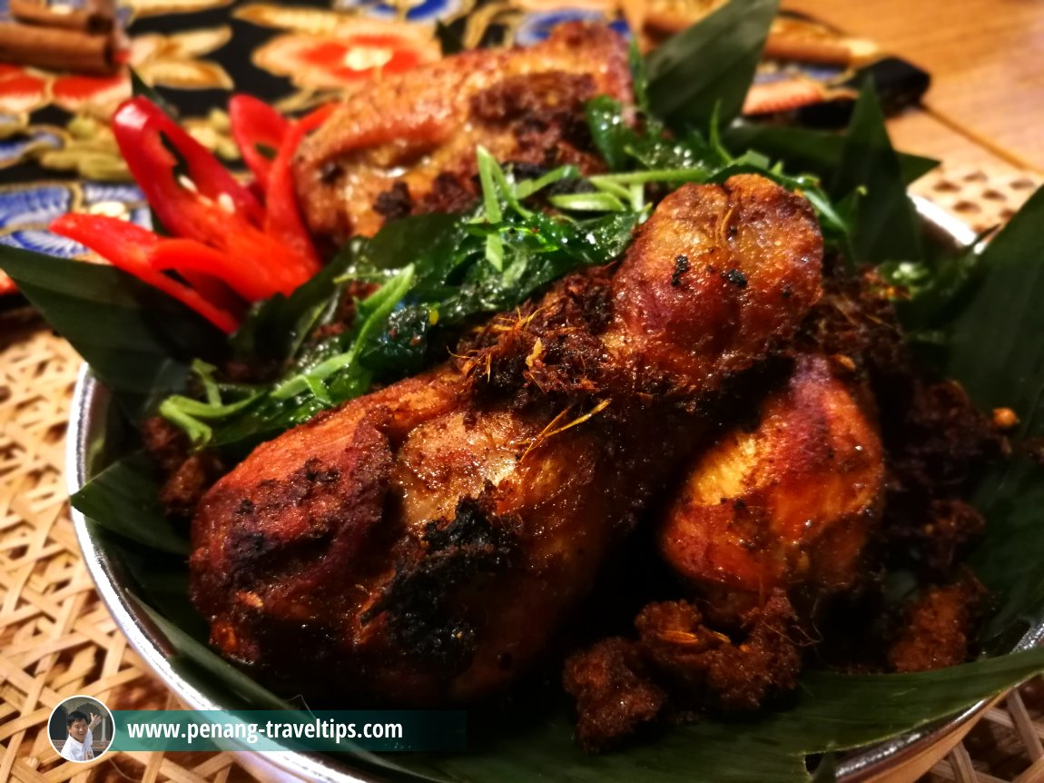 Ayam Goreng Berempah, Umi Restaurant, The TOP