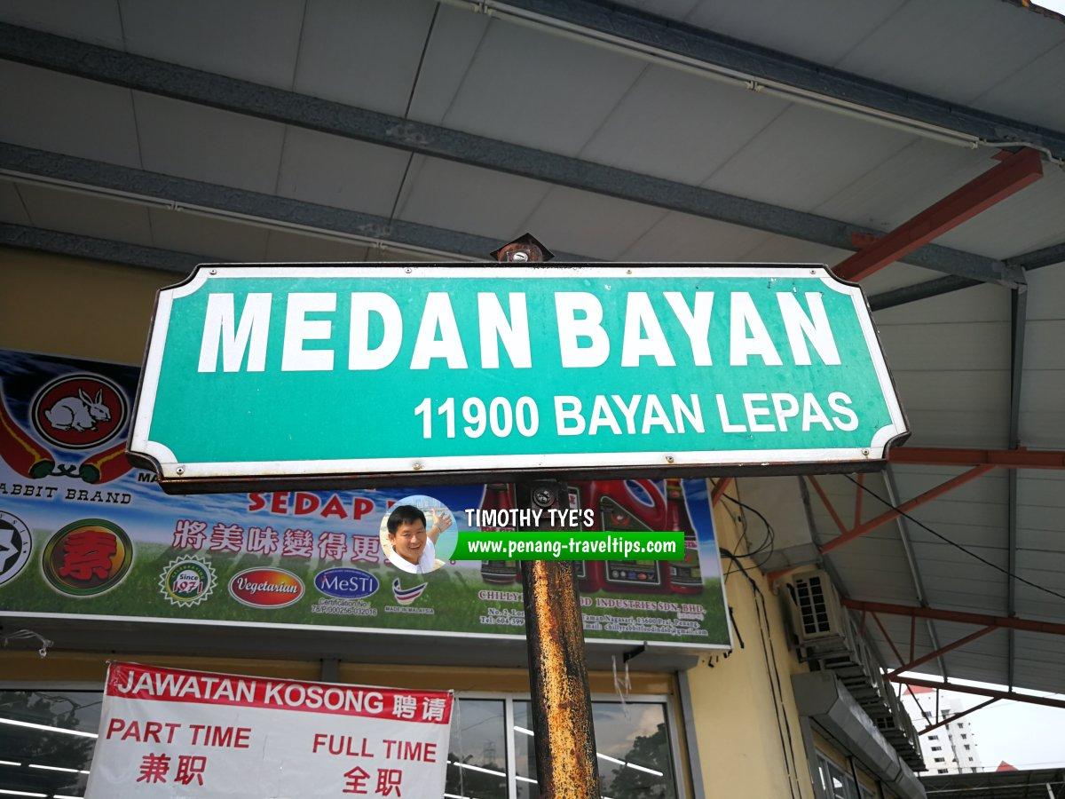 Medan Bayan