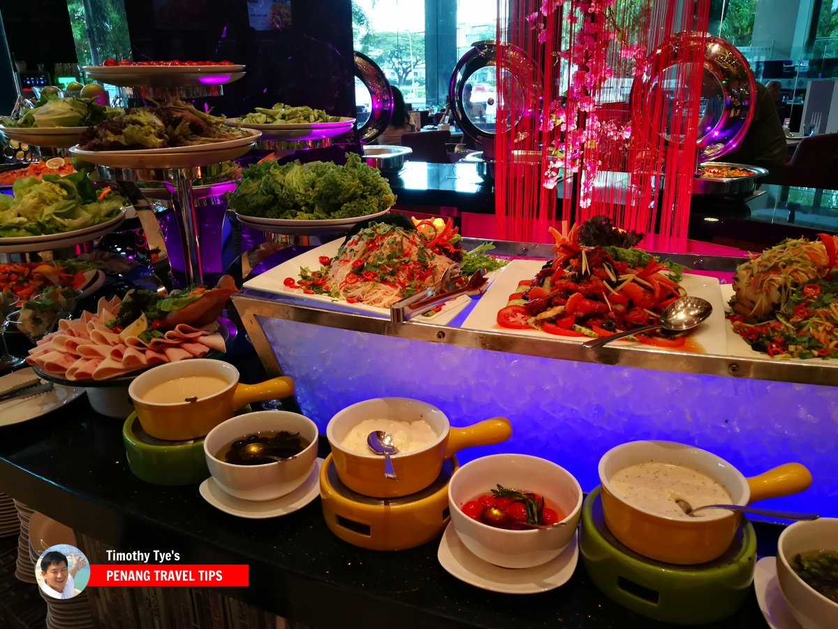2020 Chinese New Year Dining The Light Hotel Penang