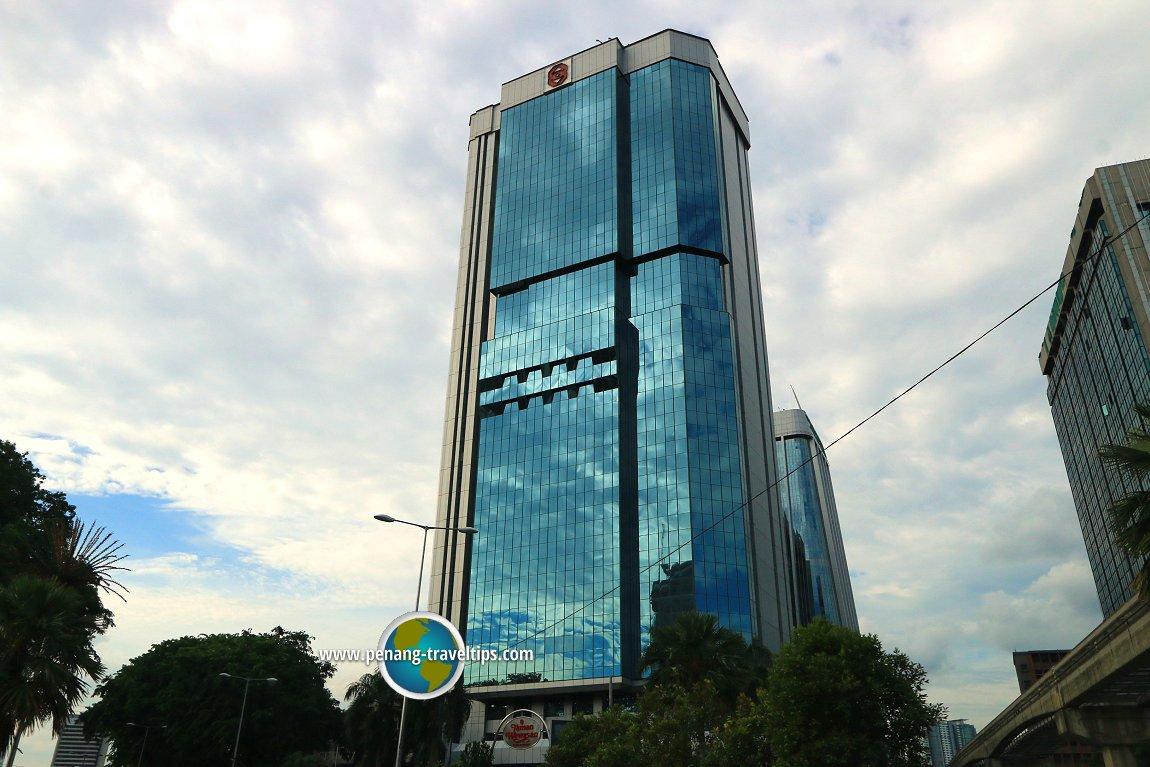 Bangunan Public Bank Kuala Lumpur