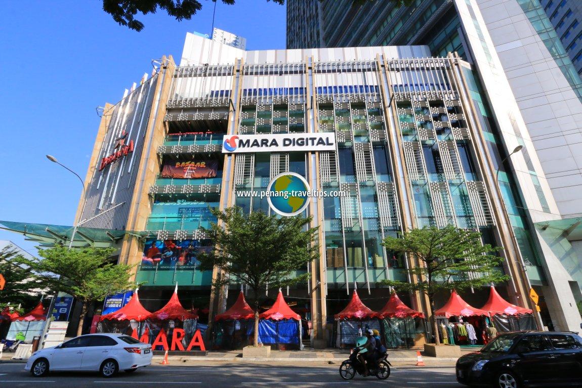 Busana Menara Mara Mara Digital Kuala Lumpur