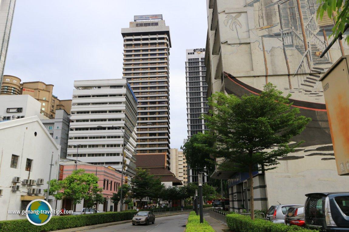 Menara Bumiputra Bank Muamalat Hq Kuala Lumpur