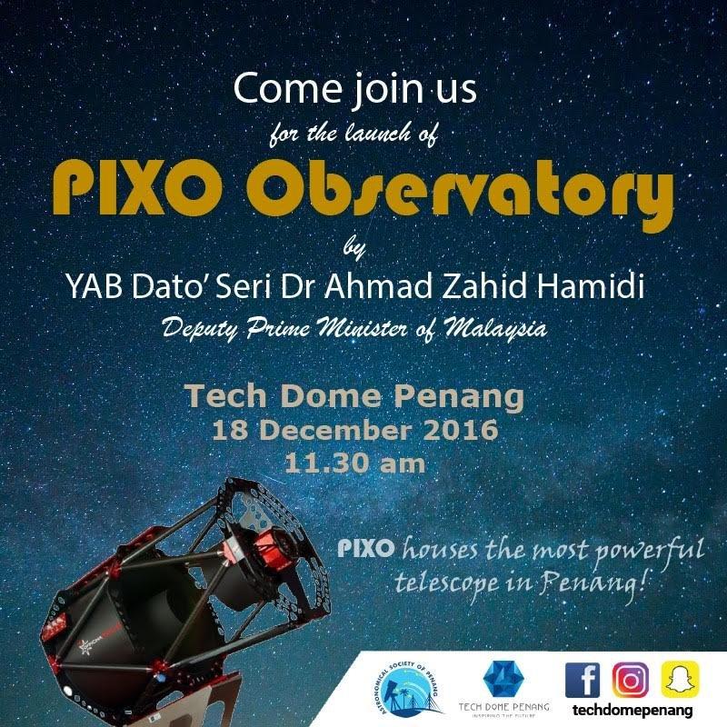 PIXO Observatory