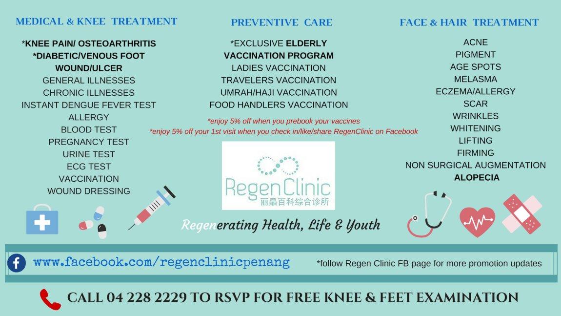 Regen Clinic Penang