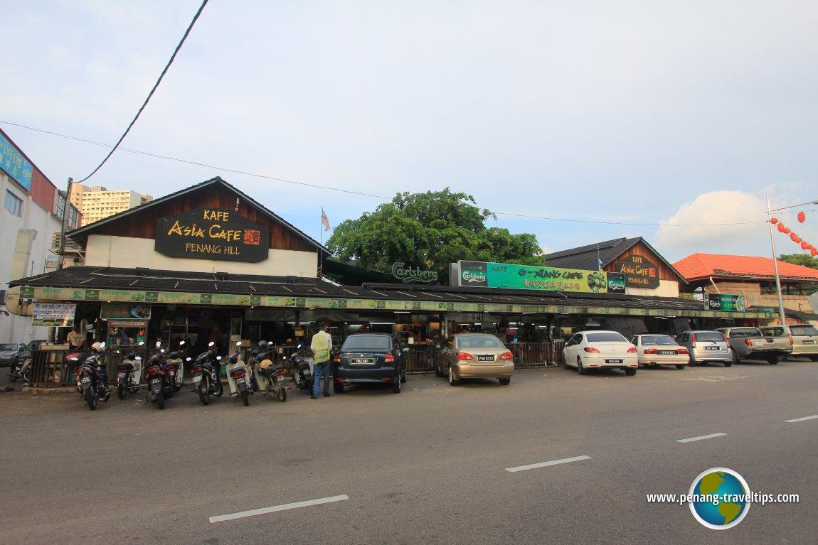 118 Cafe, Air Itam