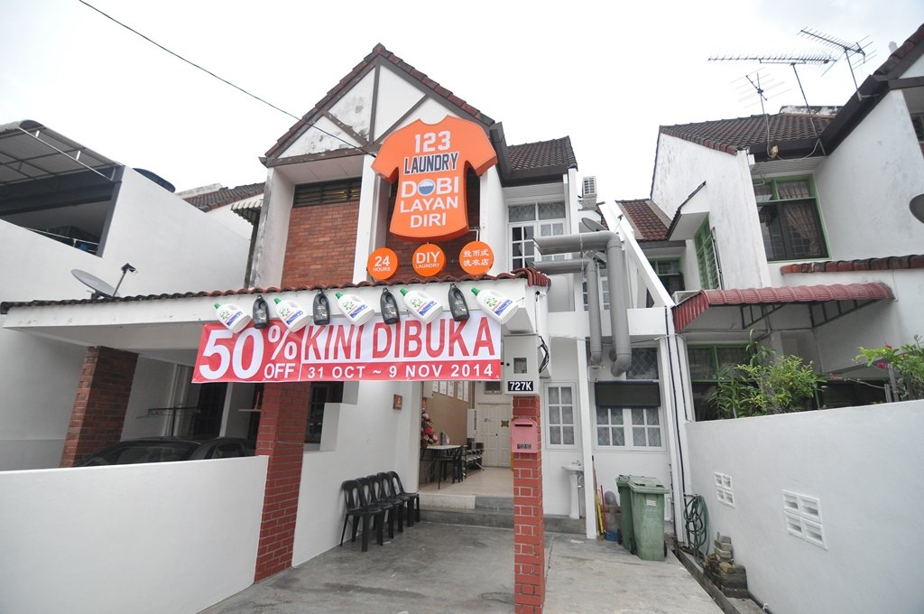 Laundry Services And Laundrettes In Penang Pulau Pinang