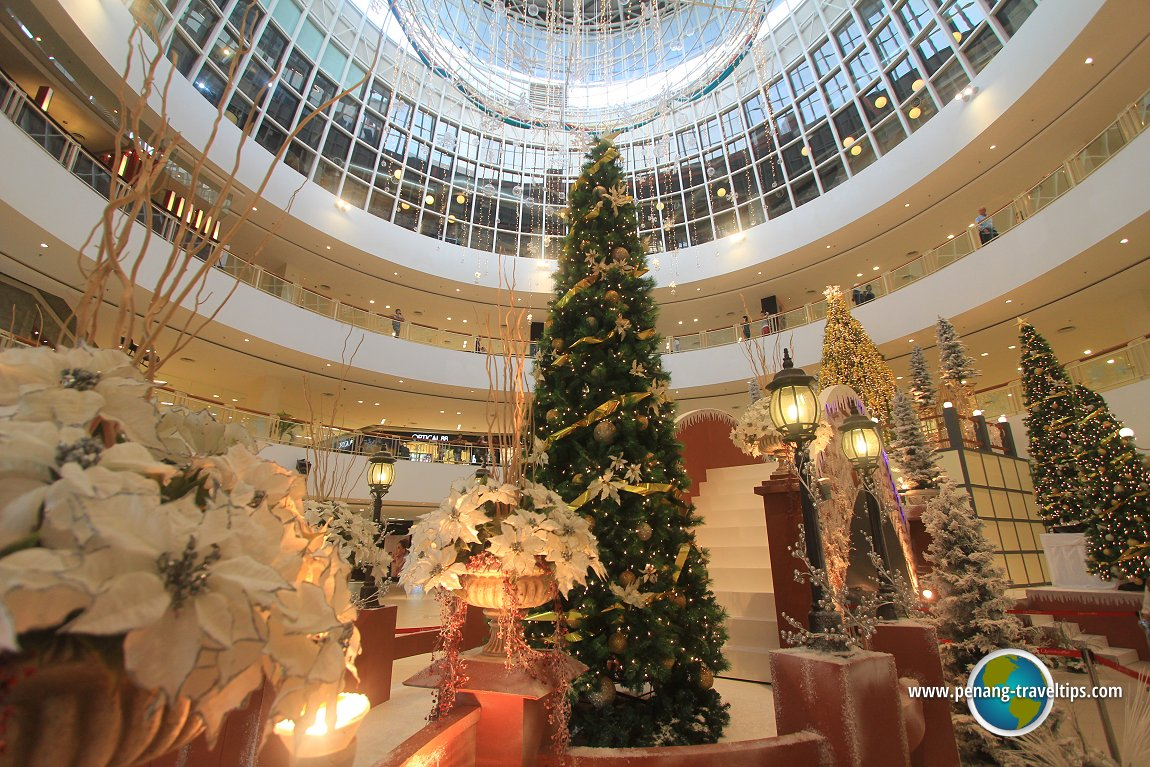 Queensbay Mall Bayan Lepas Penang