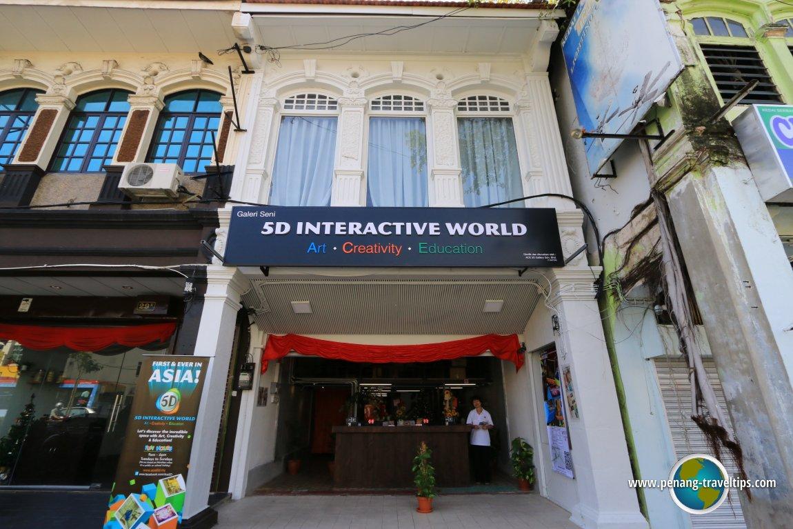 5D Interactive World